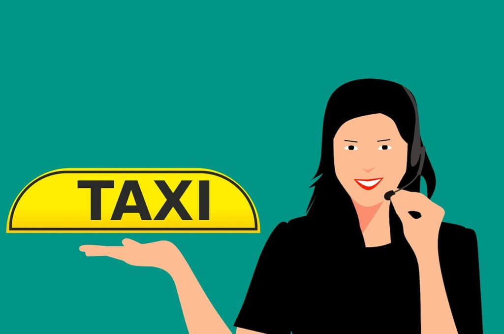ride hailing services